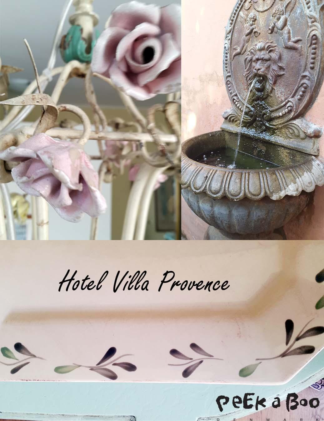 Intro Villa Provence