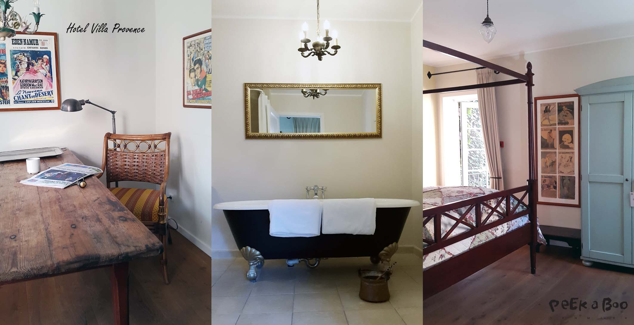 Hotel Villa Provence Suiten