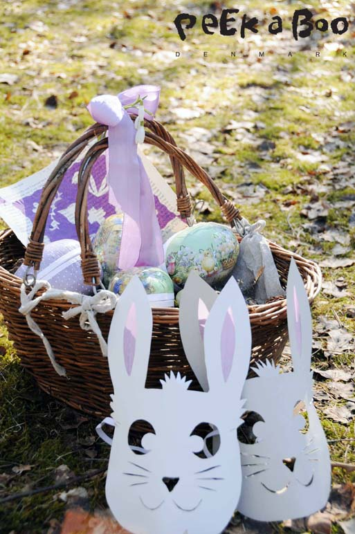 easter egg hunt in the garden. this is from a DIY article I made some years ago. But still very cute.