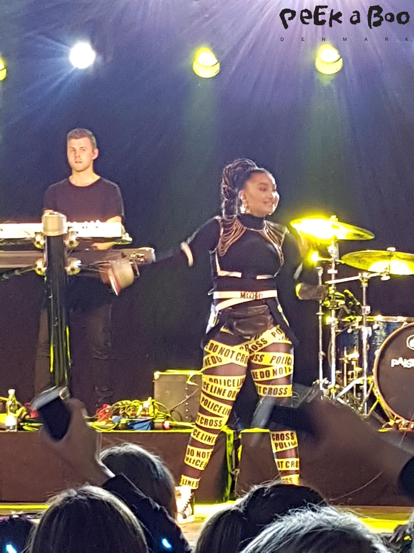 Cisilia at Vig Festival 2016.