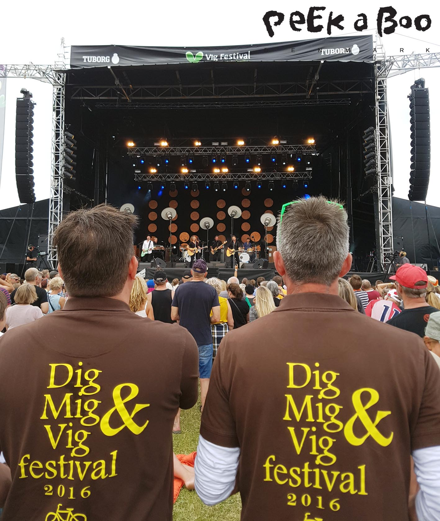 The Good vibes at Vig Festival 2016.