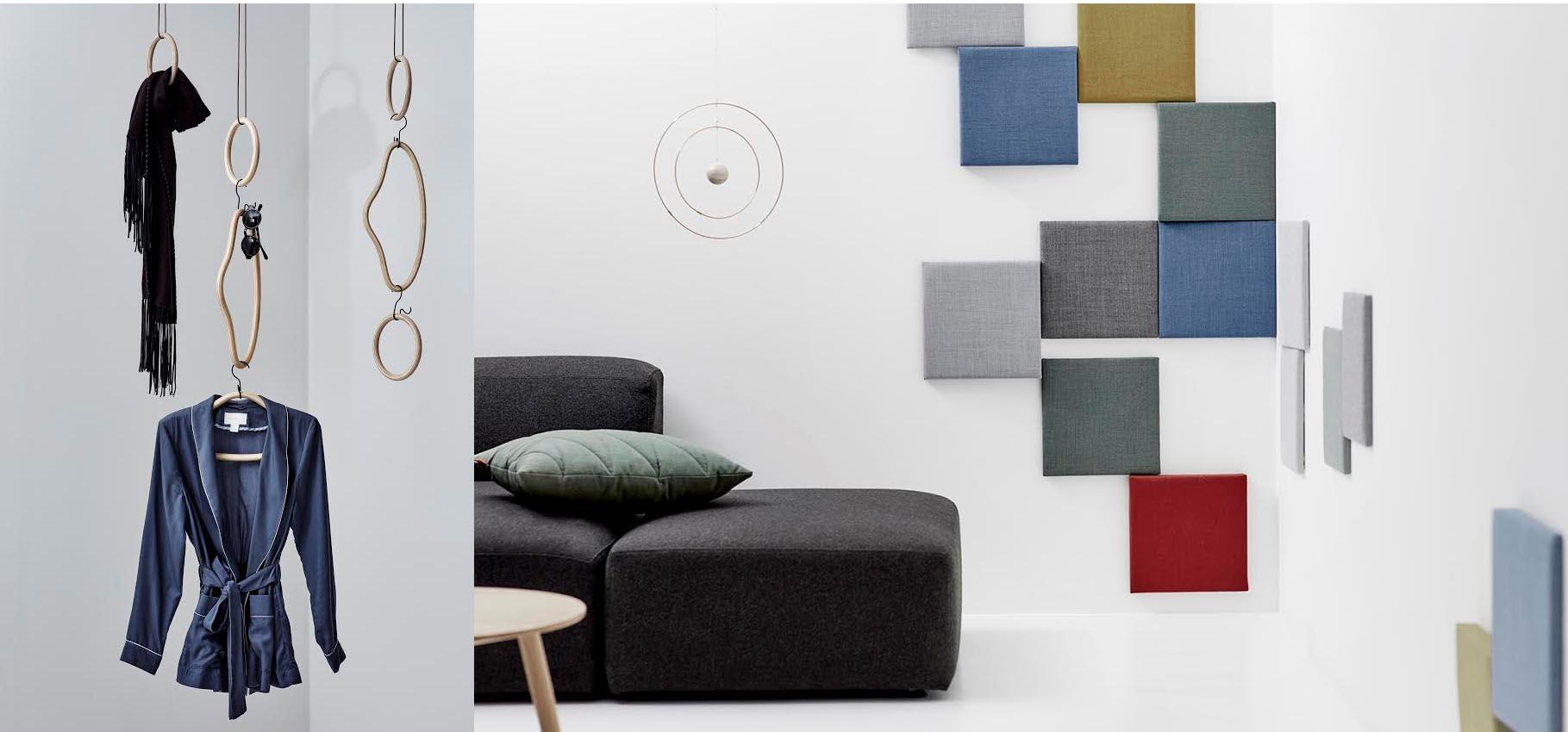 New Danish design brand PYTT living.