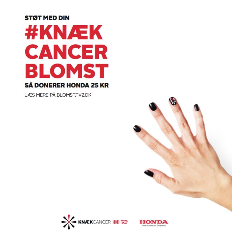 Knæk cancer.