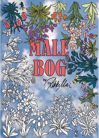 Malebog af RikkeMai fra forlaget Liva udkommer 20/11-2016.