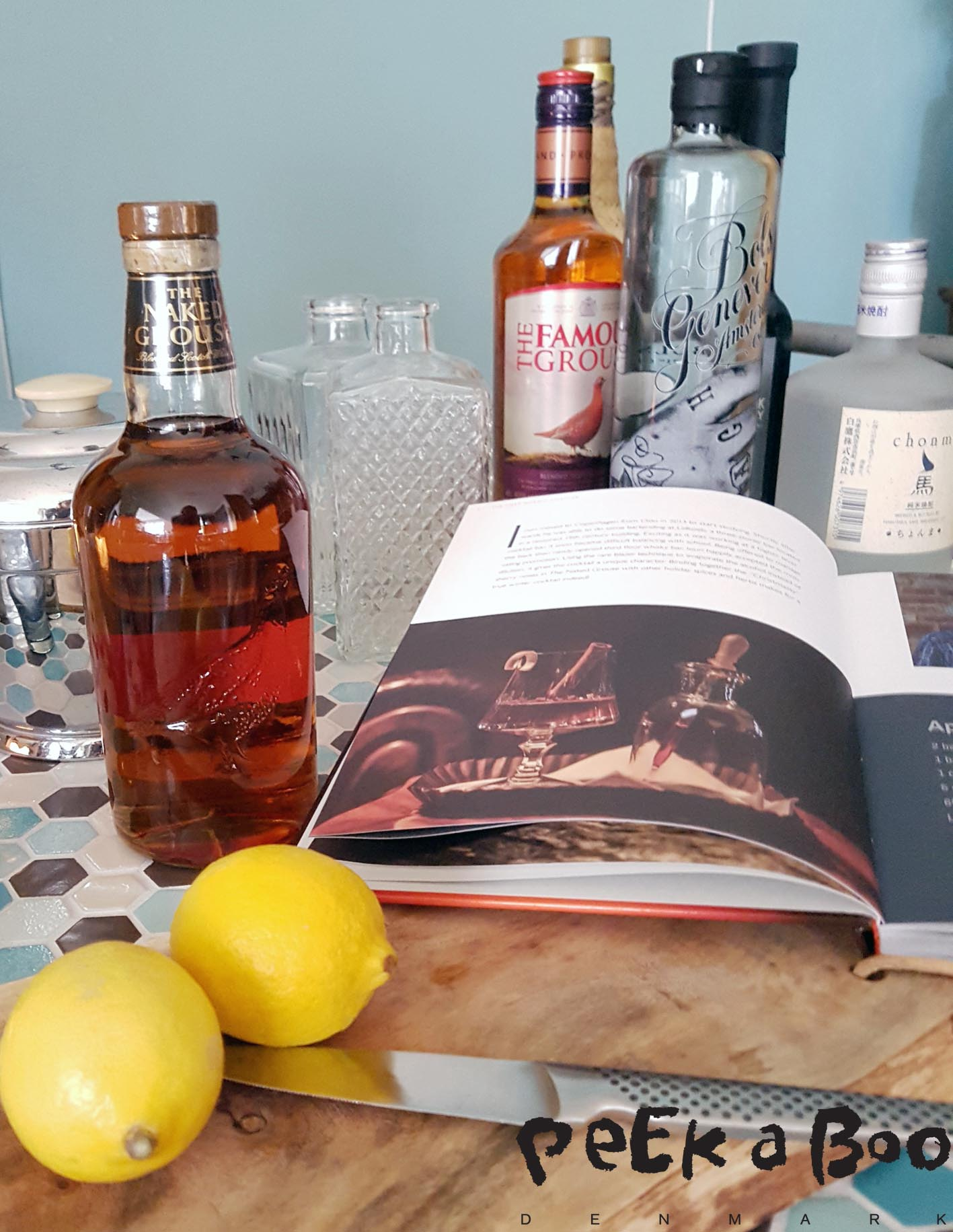 The winner of the naked grouse whiskey and drinks book is Martina Y.