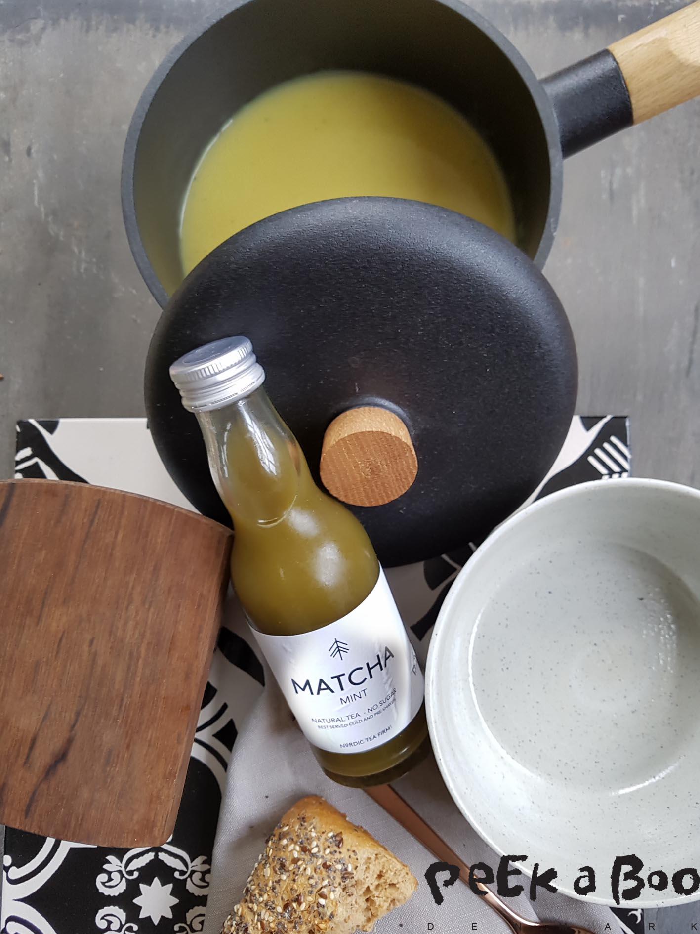 Drik masser af Matcha og få rigeligt med antioxidanter i vinterhalvåret.