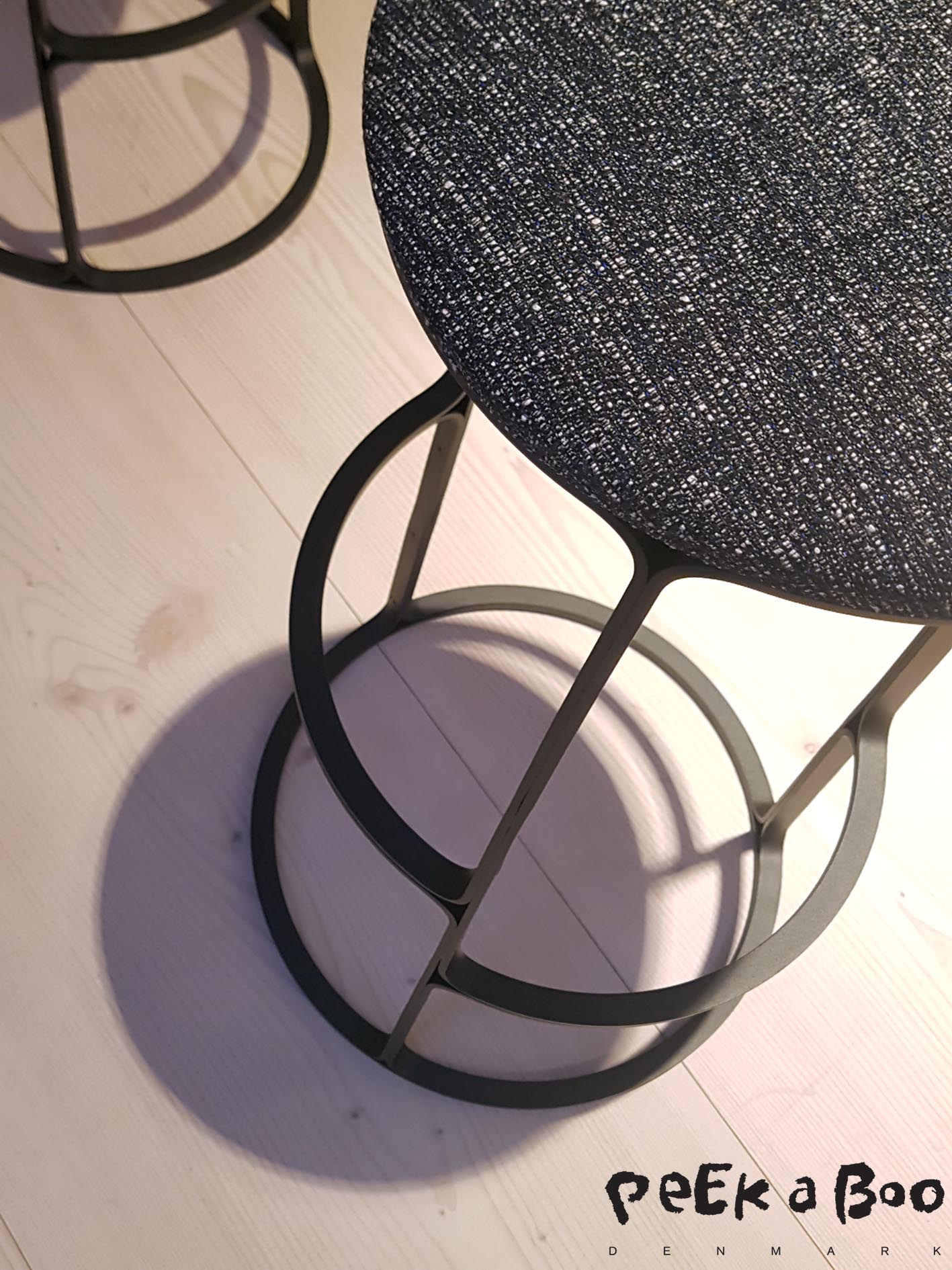 barstool designed by Barbry studio.
