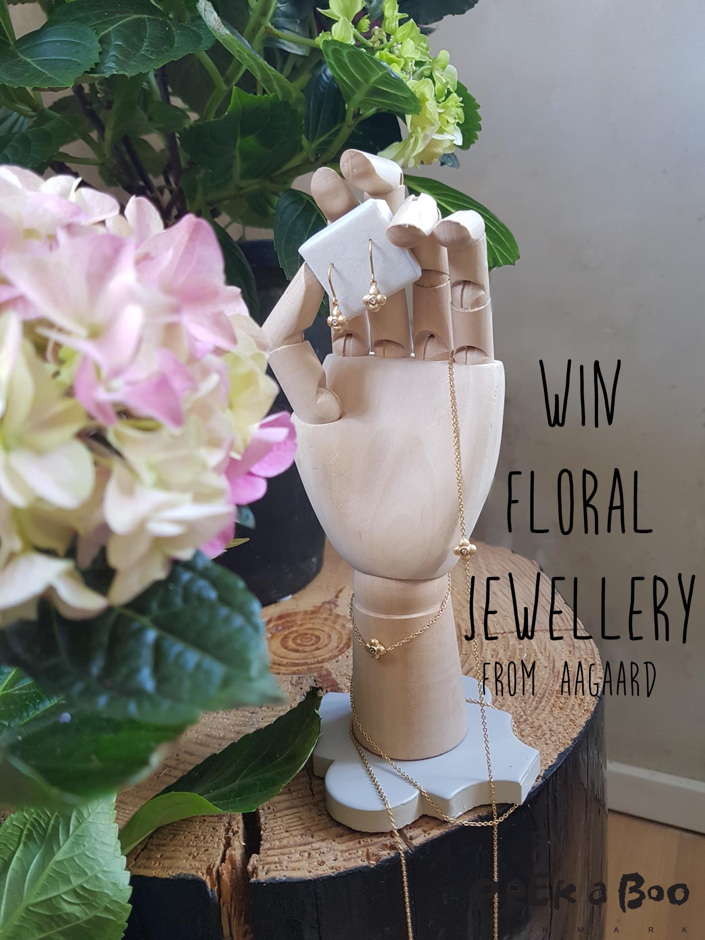 Win these beautiful jewellery from by Aagaard.