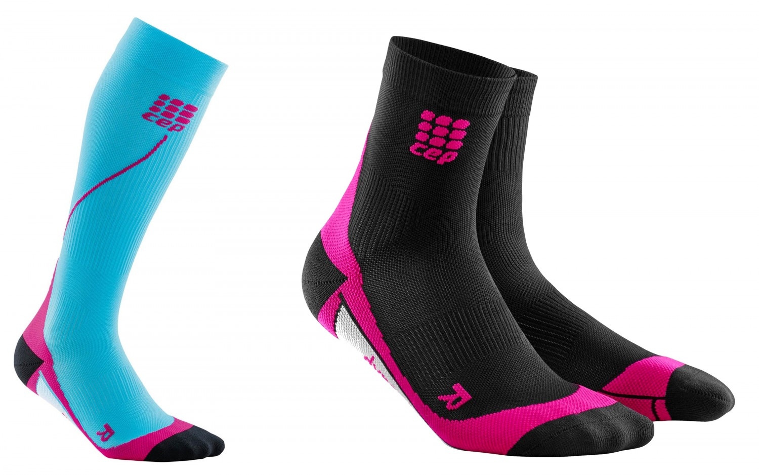 Cep compression socks for running.