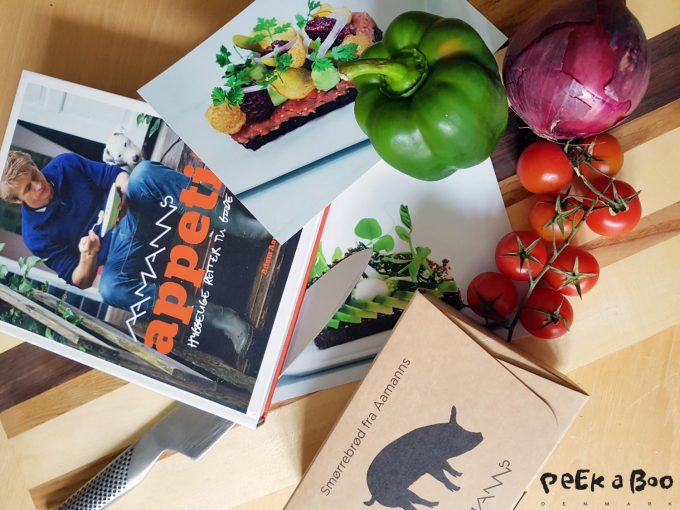 "Adam Aamann has also made this cookbook that is called ""Aamann's appetit"", I can highly recommend that, too."