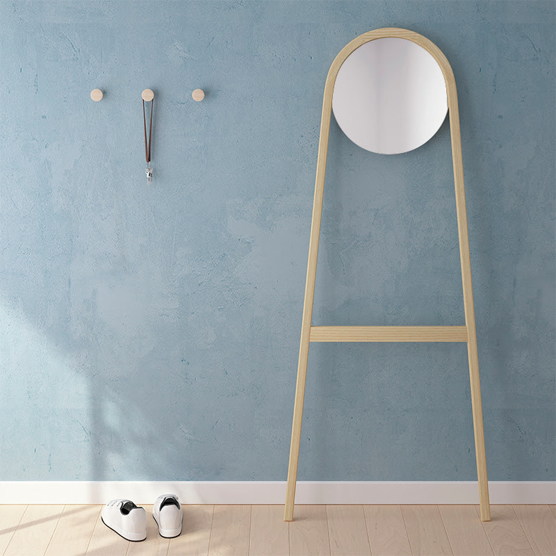 NofuNofu for your hall this mirror piece is available at 1.499 d.kr.