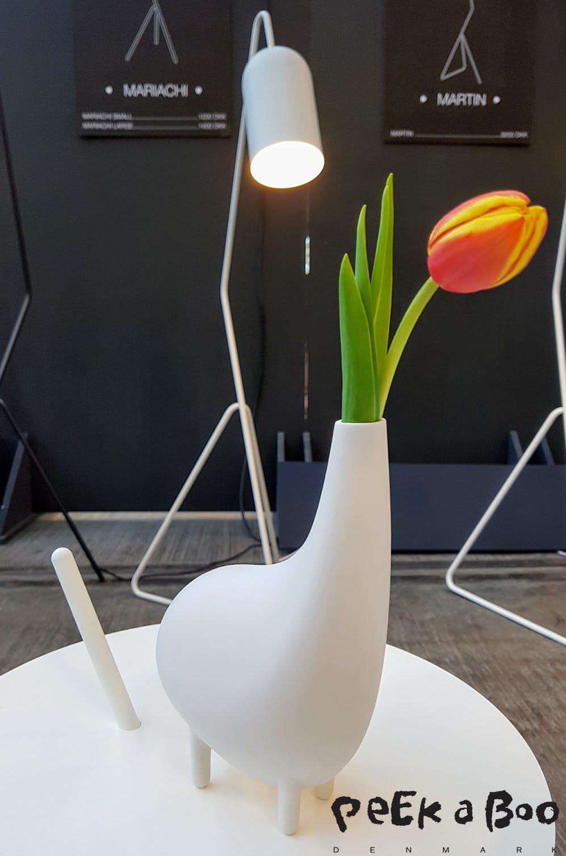 et sjovt dyr til blomster fra Boas copenhagen