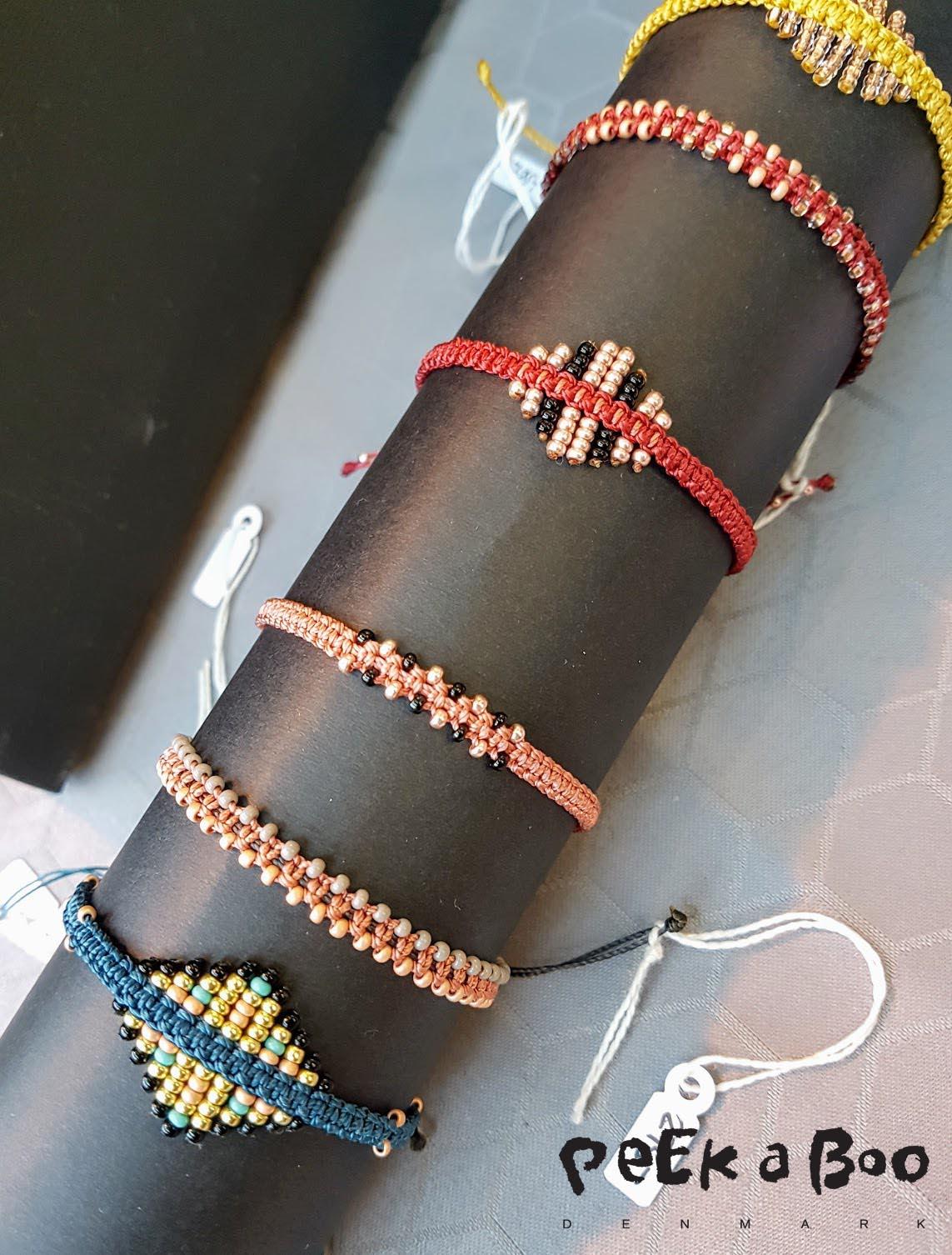 No 79 laver smykker af vintage perler fra 20érne indkøbt i Italien.
