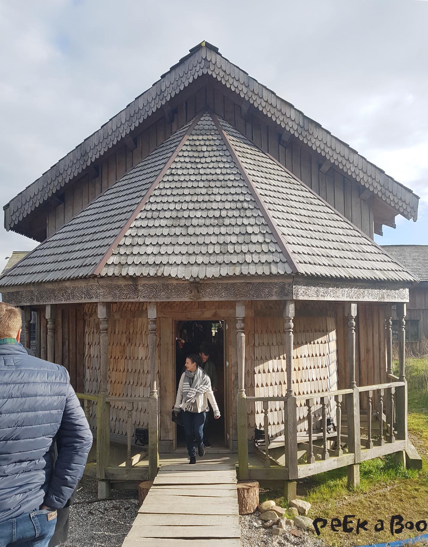 The viking borg built by Jim Lyngvild