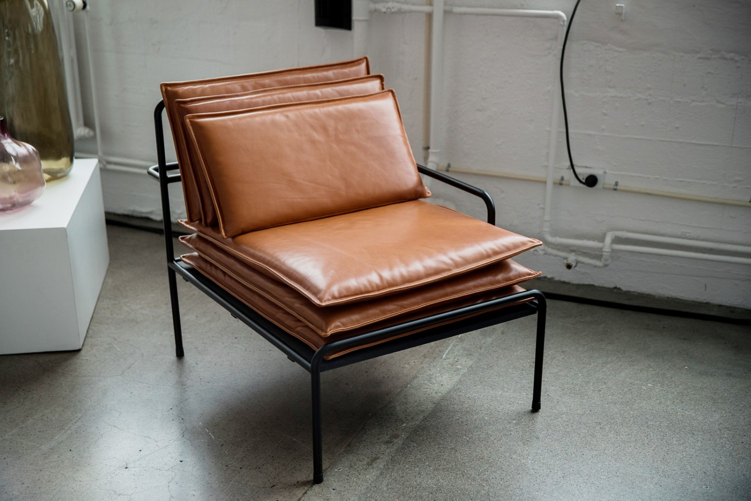 Costumers favorite was the chair designed by Linea Ek Blæhr.
