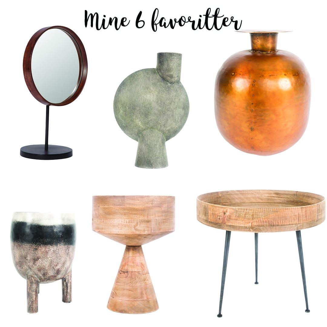 6 of my favorit designs by 101 Copenhagen.