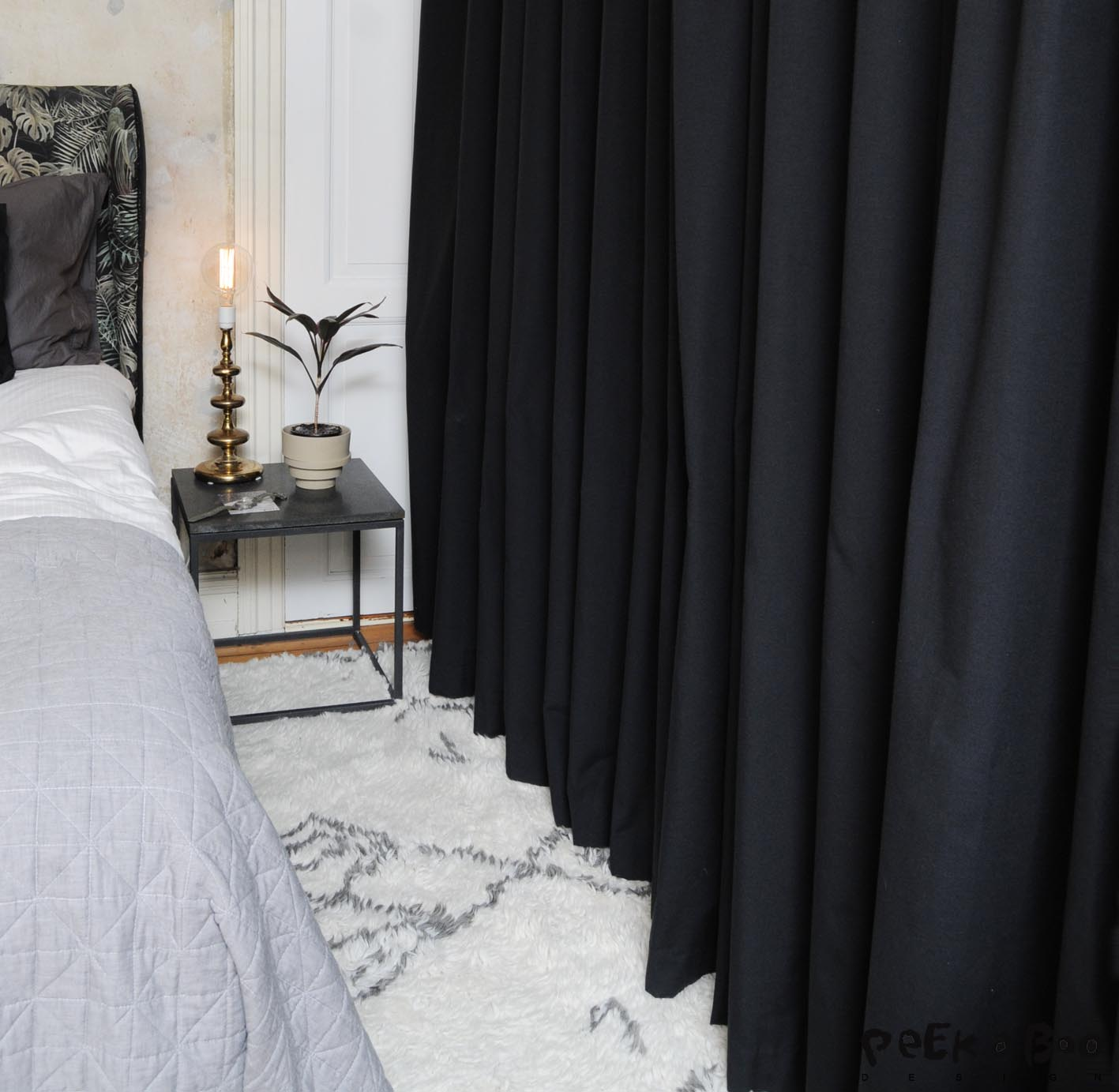 The new SIVANA carpet fra Garant designed by Emil Thorup.