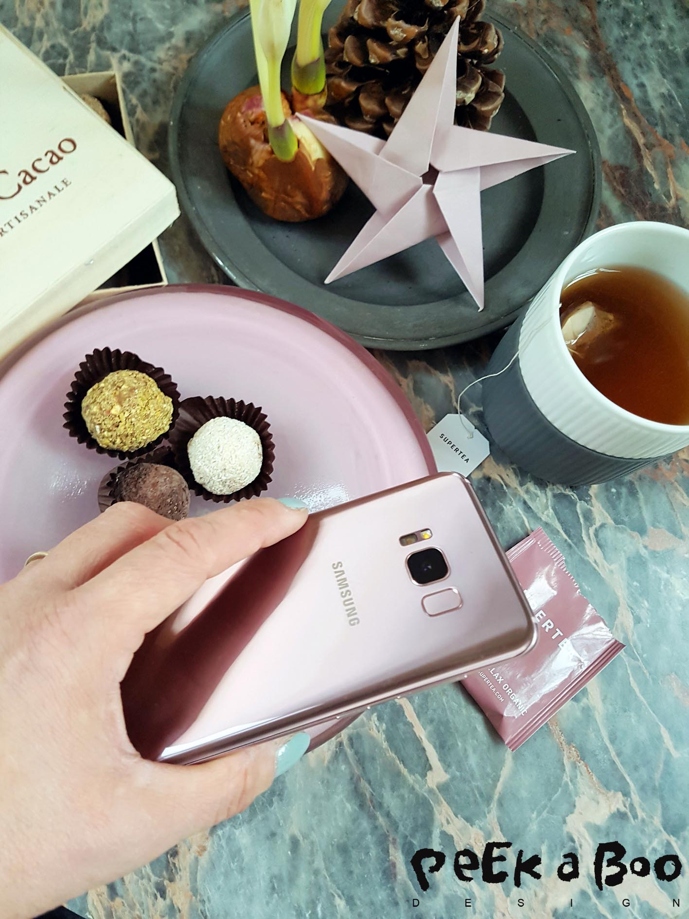 Go for it...it's feminine and cool at the same time...gadget that speaks to the female side of you...