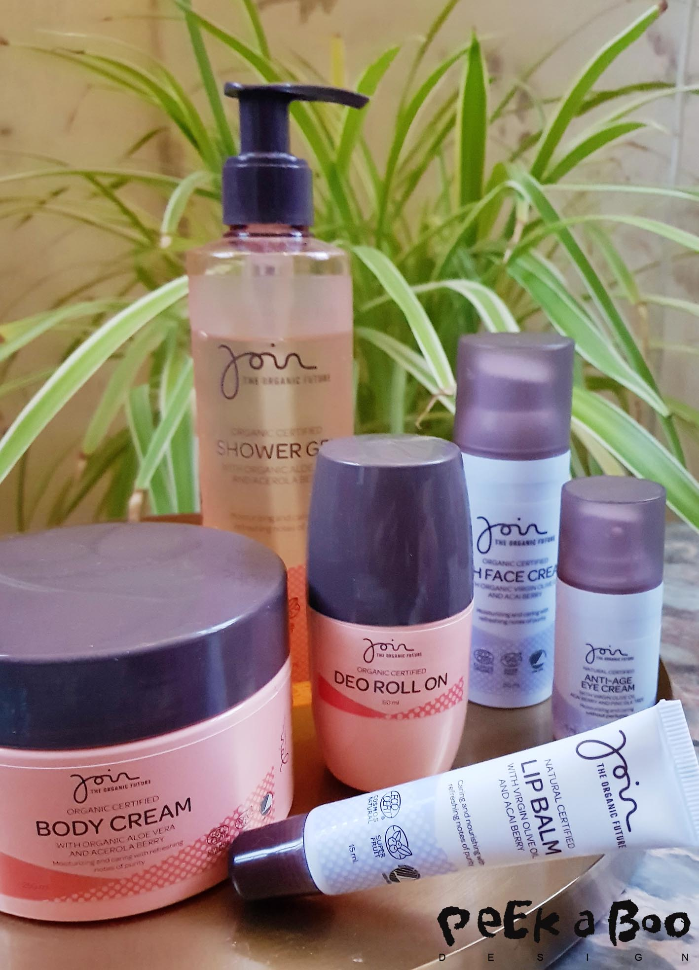Join the organic future. New danish skincare products at very good prices. they are certified by Cosmos organic.