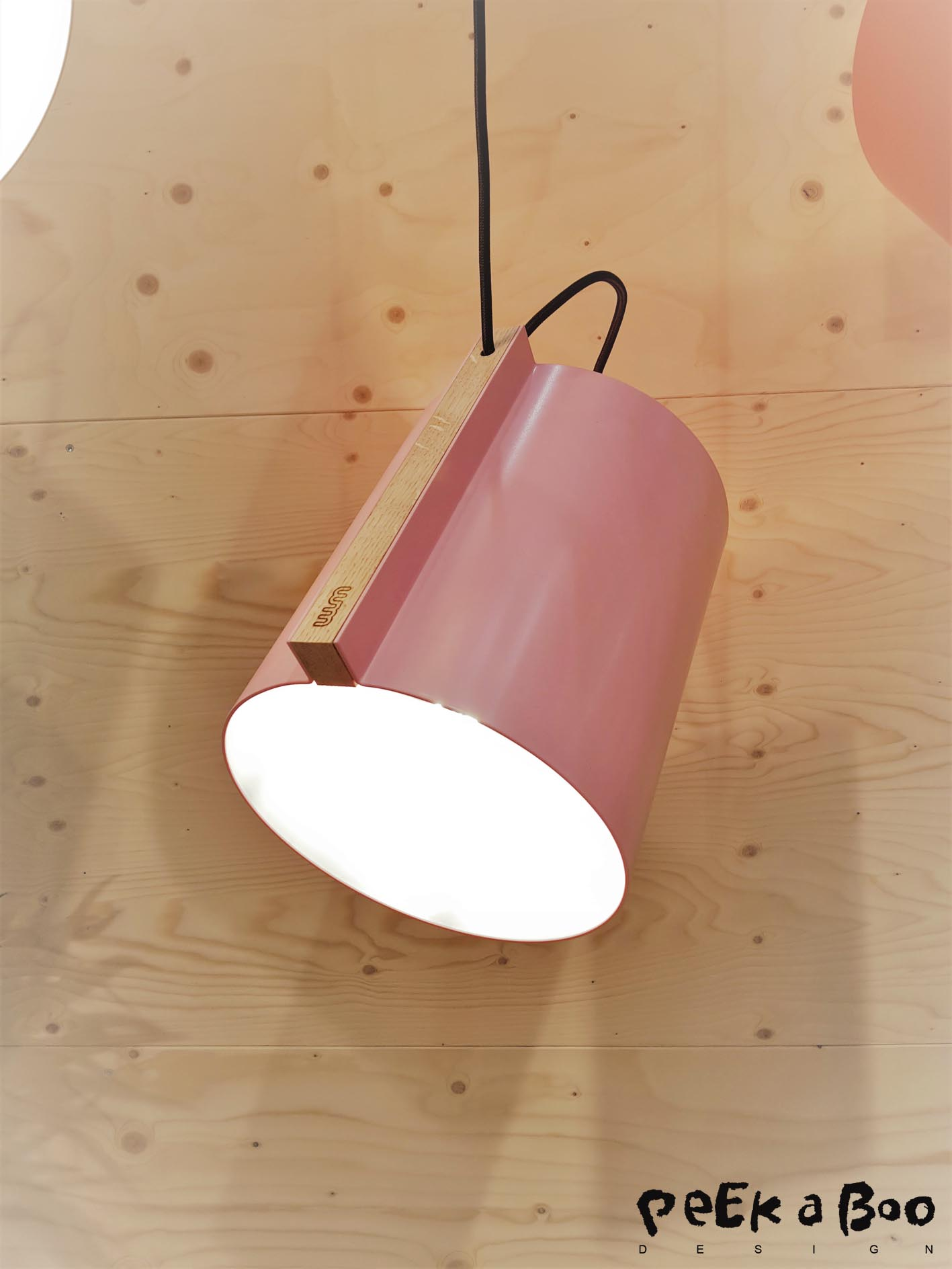 A new danish design brand that focus on local production, so right now is every part of the lamps made here in Denmark.