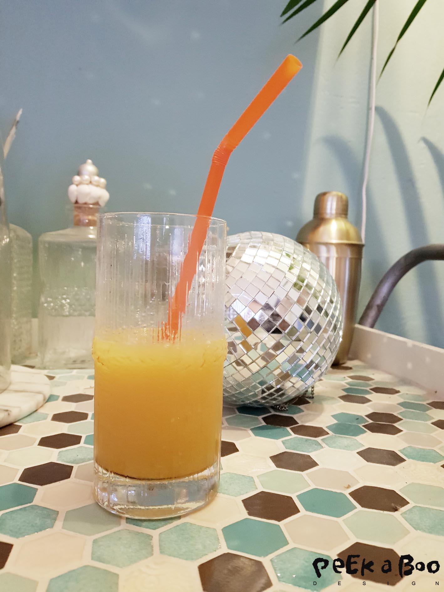 Starter juicekuren med en god blanding af æble og gulerod.