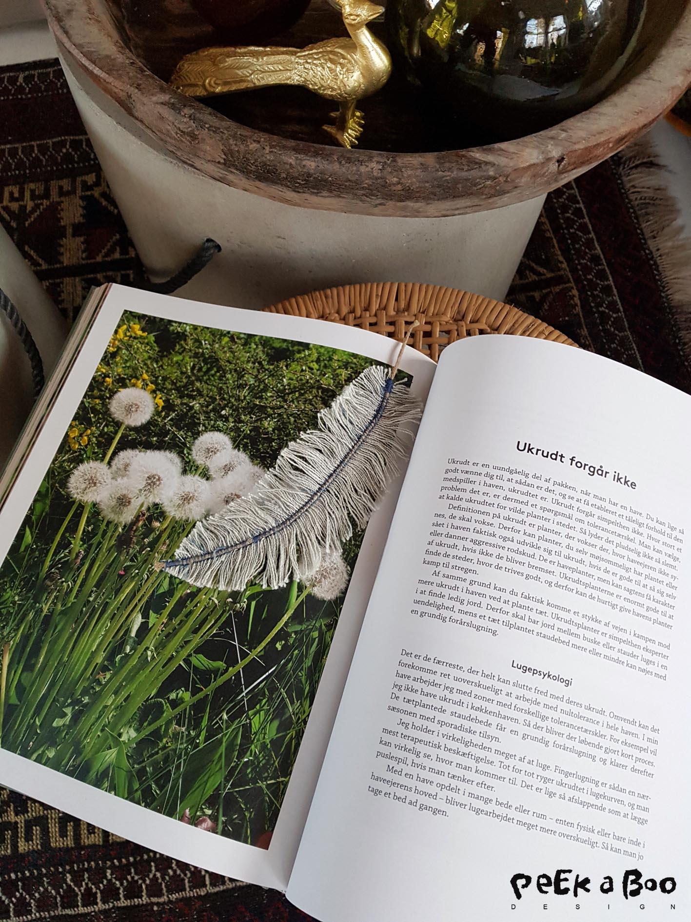 More inspiring photos from the book Slip haveglæden løs by Lotte Bjarke.