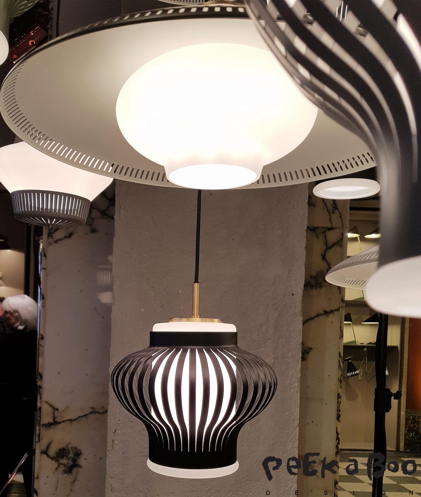 Beautiful lamps from Warm Nordic designed by Svend Aage Holm