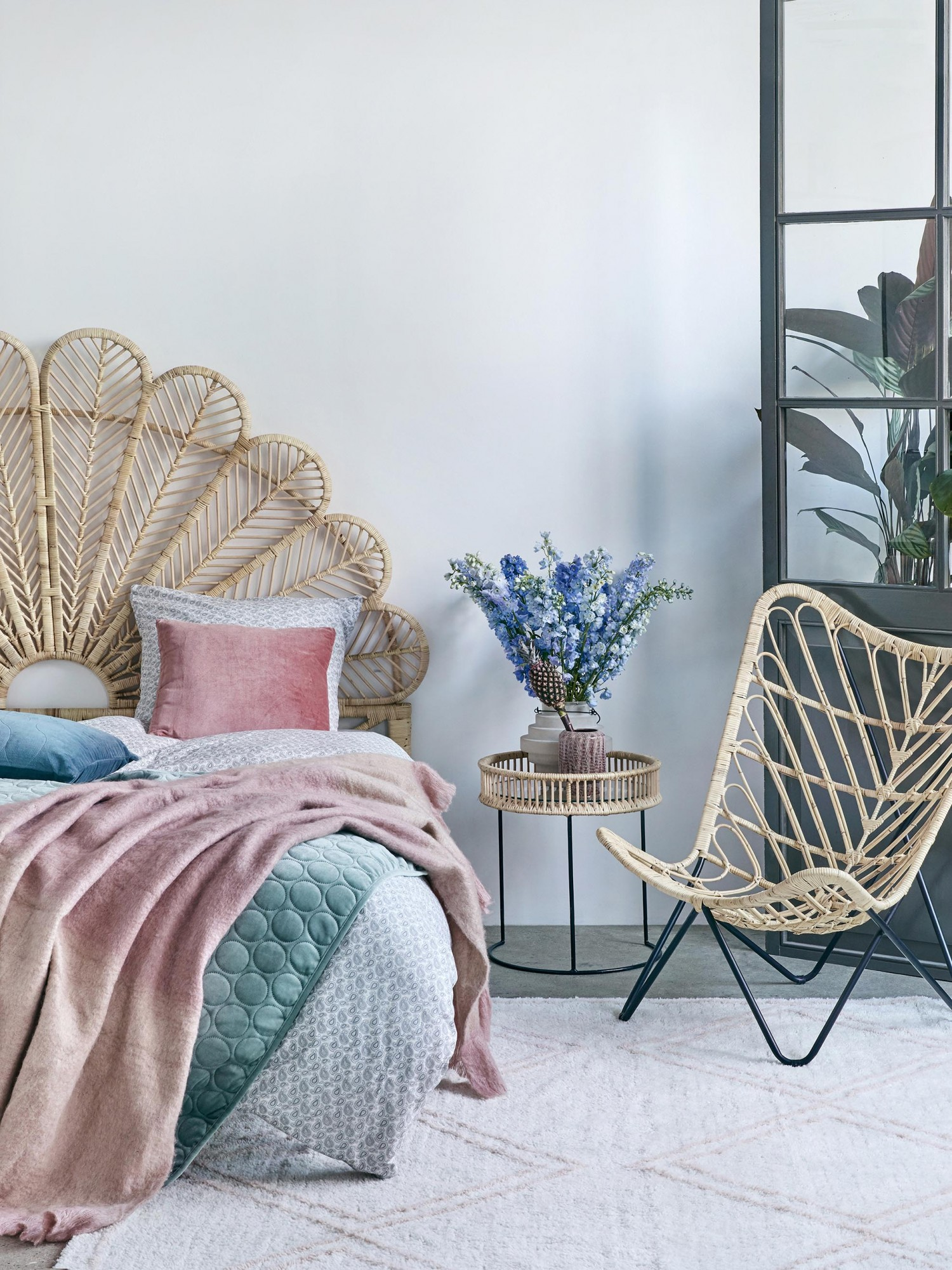 These new rattan furnitures are from Coop.
