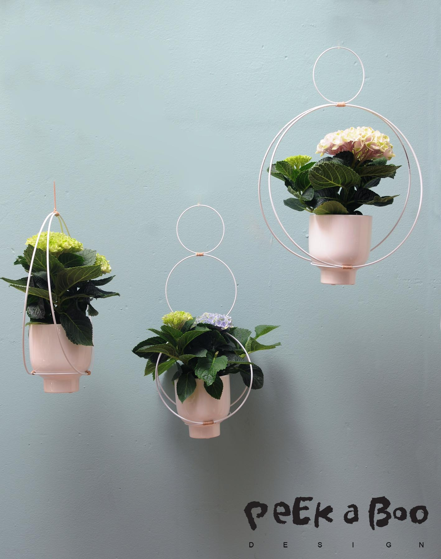 Modern planthanger you can do yourself. Moderne planteophæng du selv kan lave.