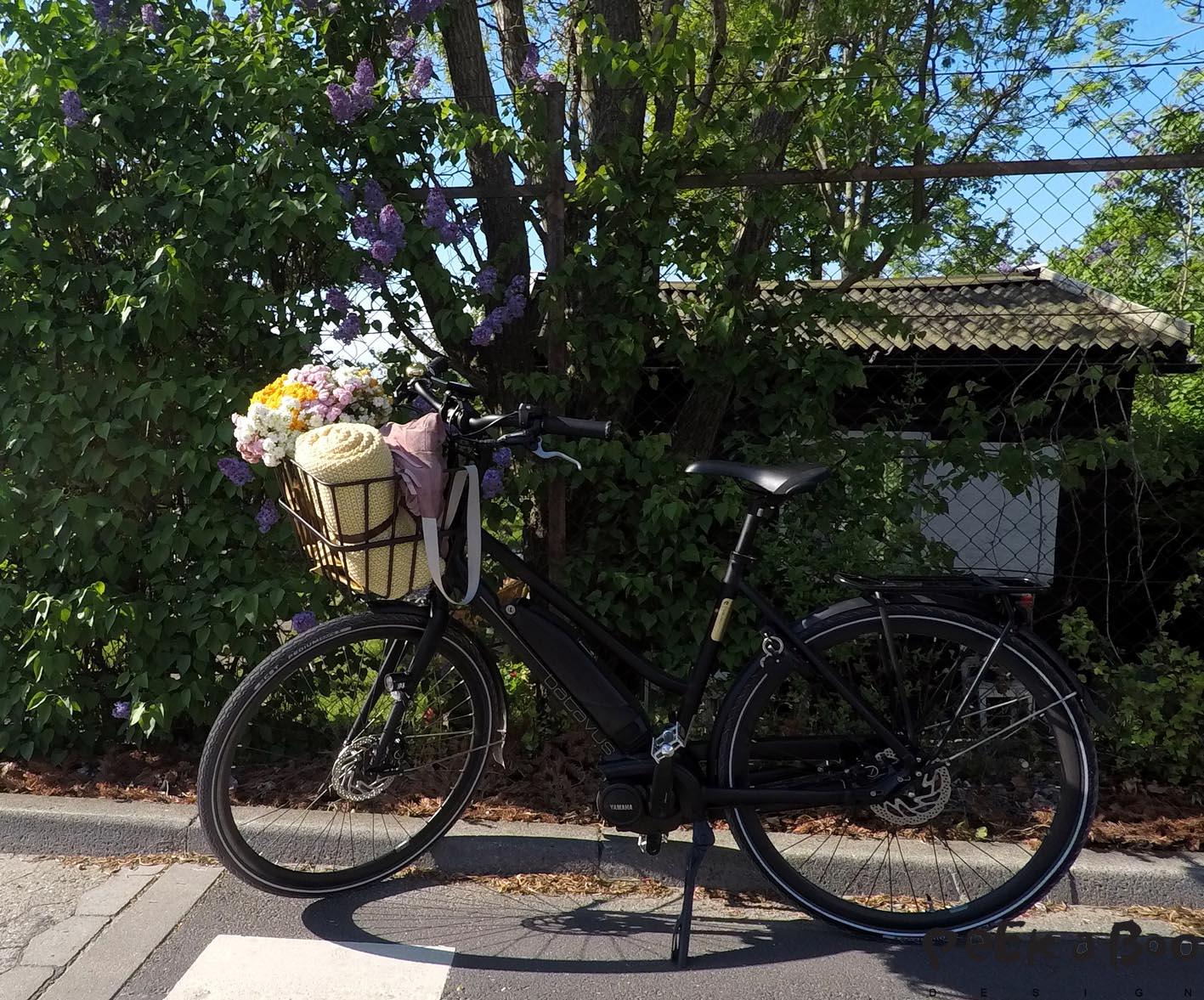 Harlem E-go fra Batavus giver dig god samvittighed, når du bruger den som transportmiddel istedet for enhver form for motoriseret køretøj, der altid vil være en belastning for miljøet.