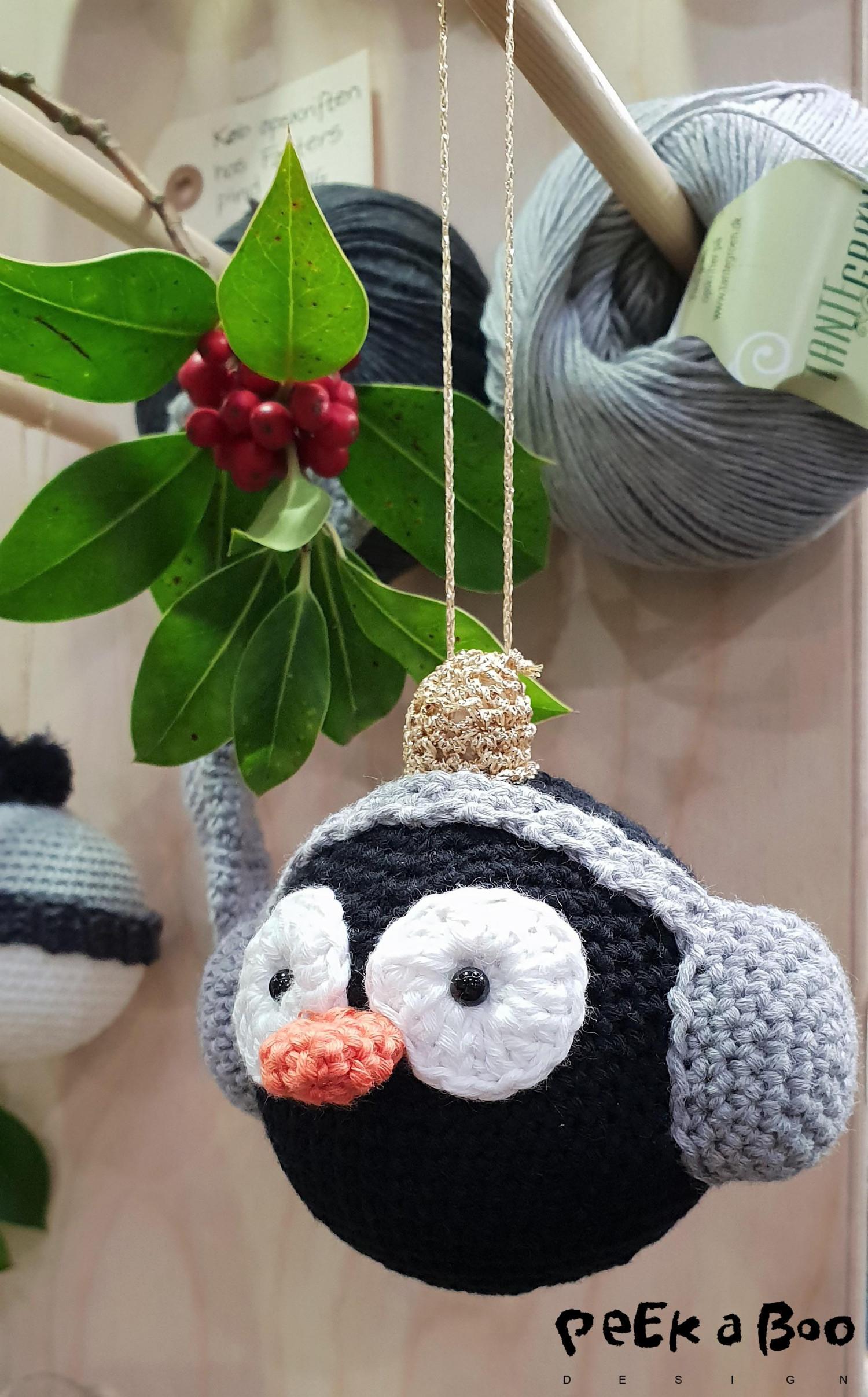 Skønne julekugler fra Tante Grøn.