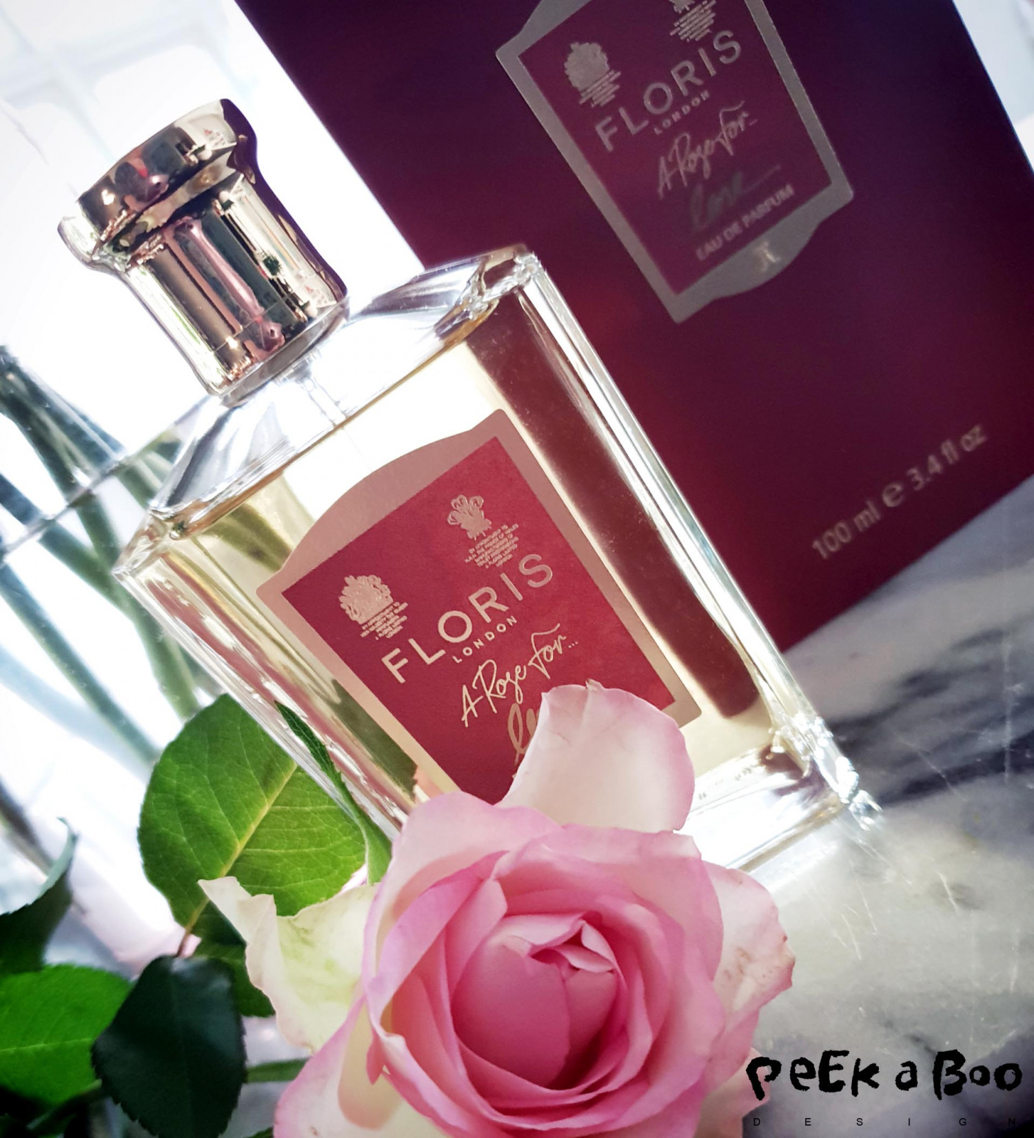 A rose for.... by Floris London.