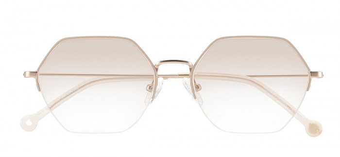 This style is called Pili and has coloured glasses....I love the 70'ies style and find it super elegant with the coloured glass.