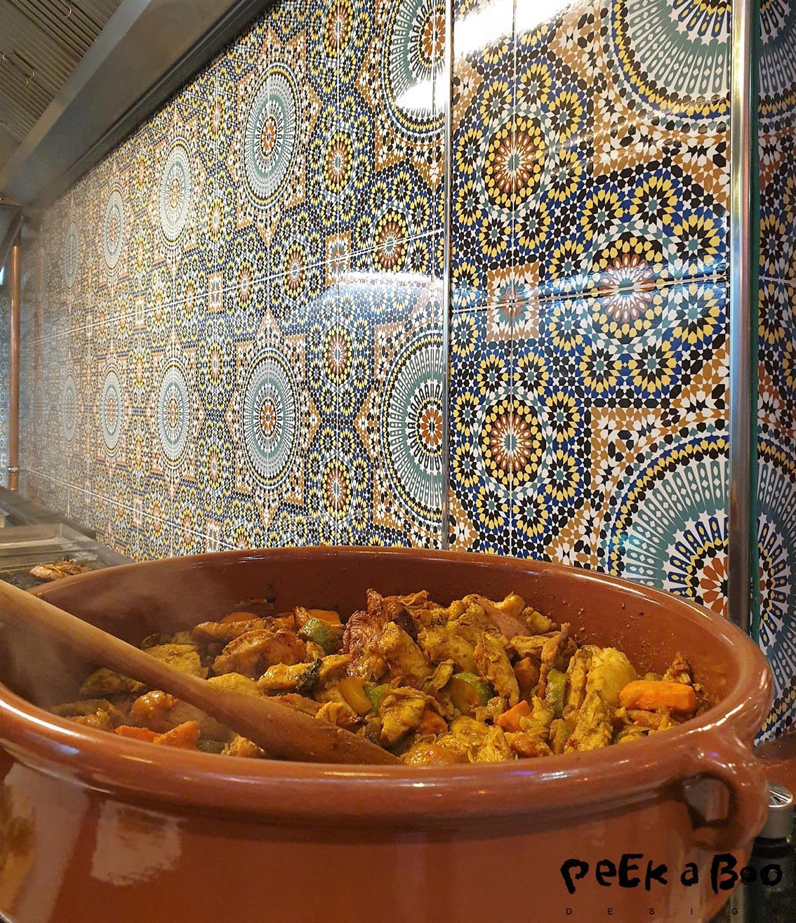 In the kitchen Marrakech, you get delicious marrocan food here.In the kitchen Marrakech, you get delicious marrocan food here.