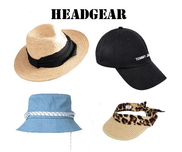 headgear for a sunny day on festival.