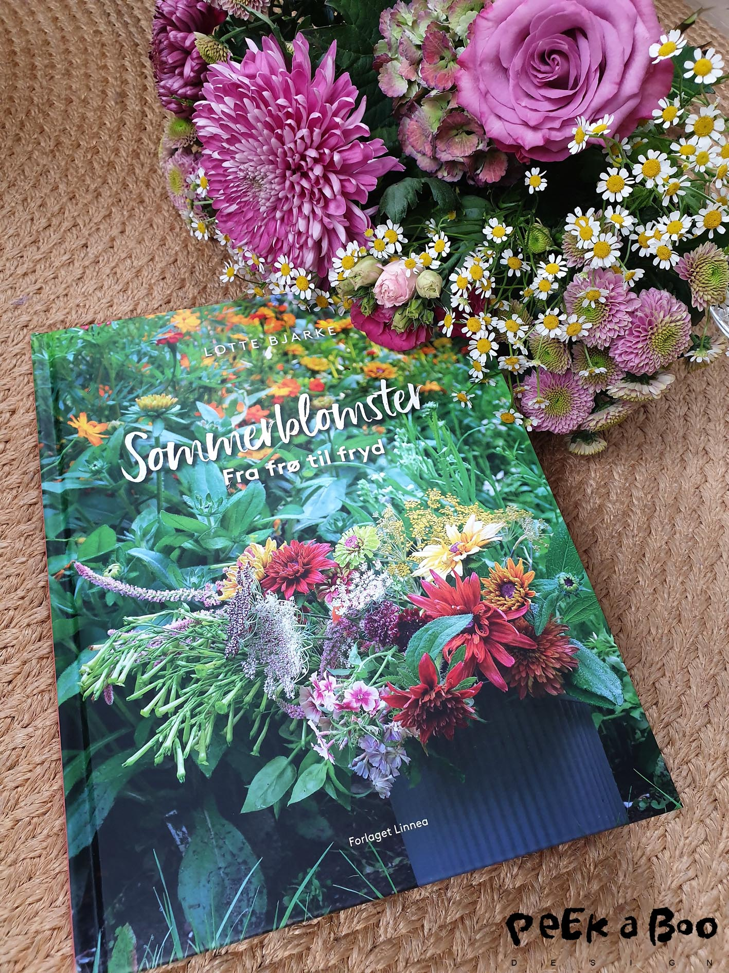 Sommerblomster is a total guide to how to grow your own flower garden.