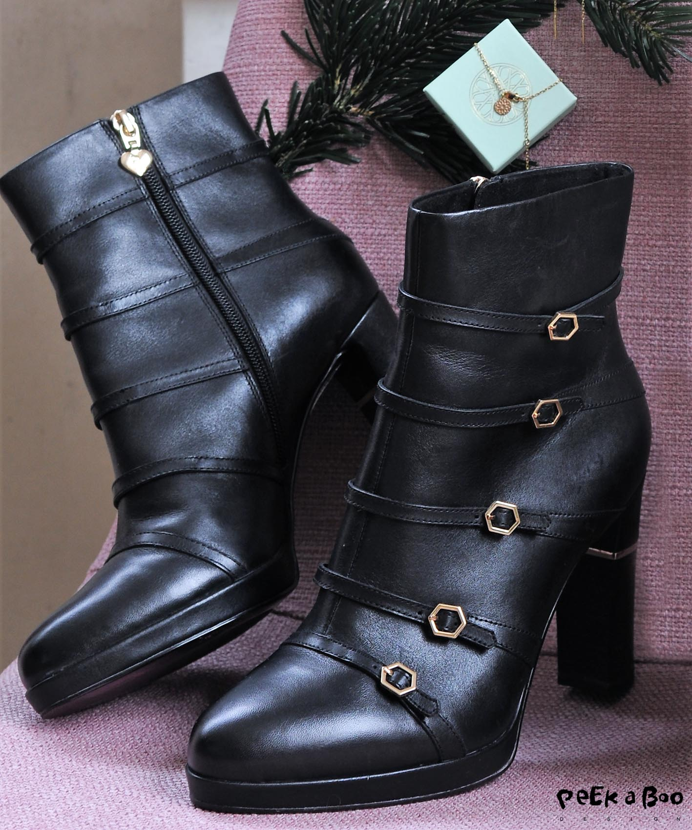 The Tamaris boots that you can be the lucky winner of this week in a size 39. They are one of my favorite shoebrands. Because they manage to be stylish and affordable at the same time.