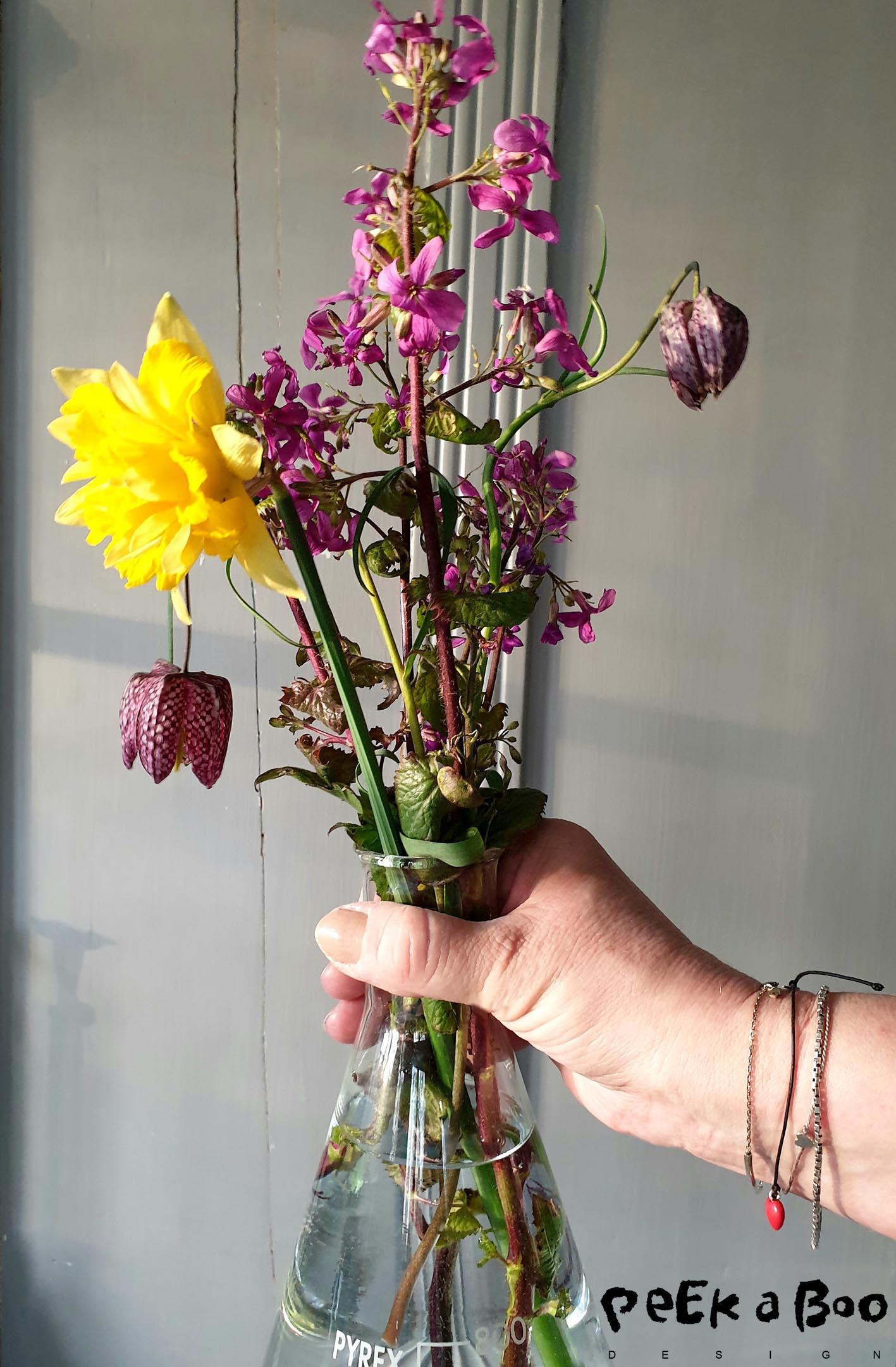 Hedgerow bouquet.