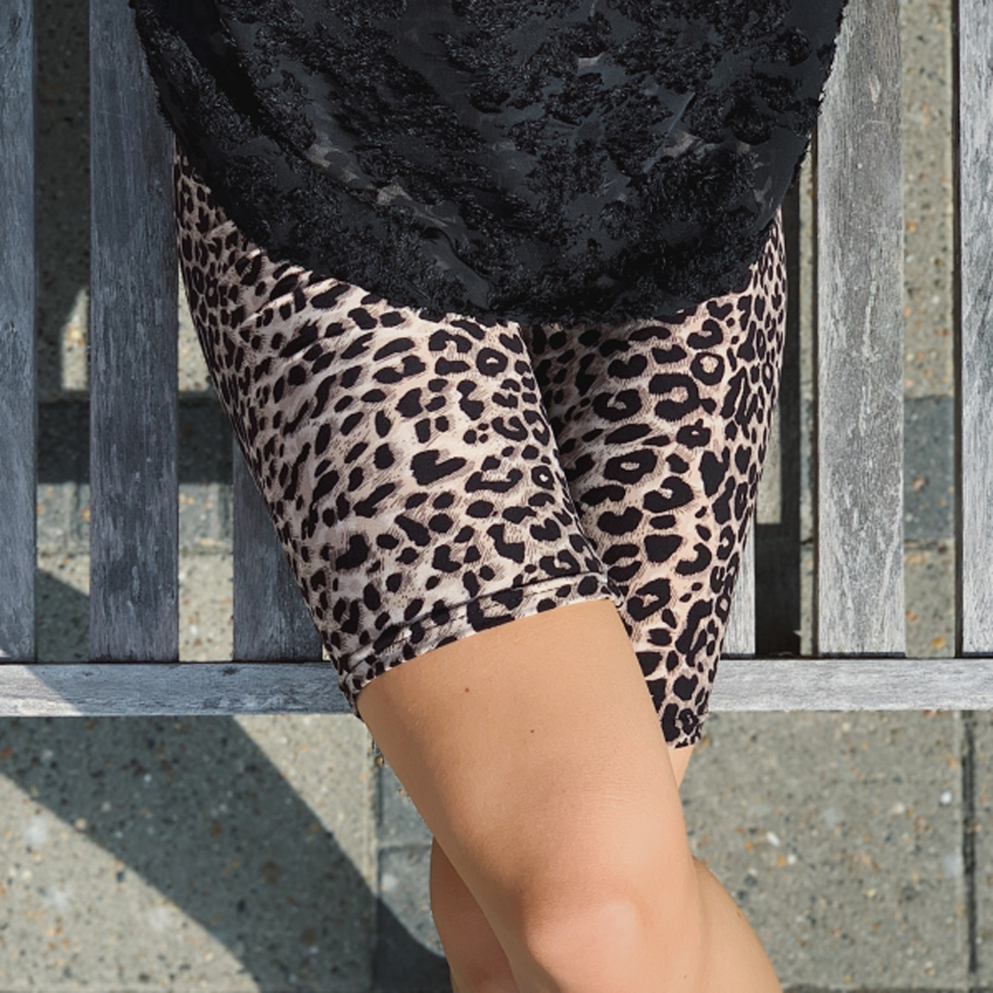 Leo short tights from Le Mosch.