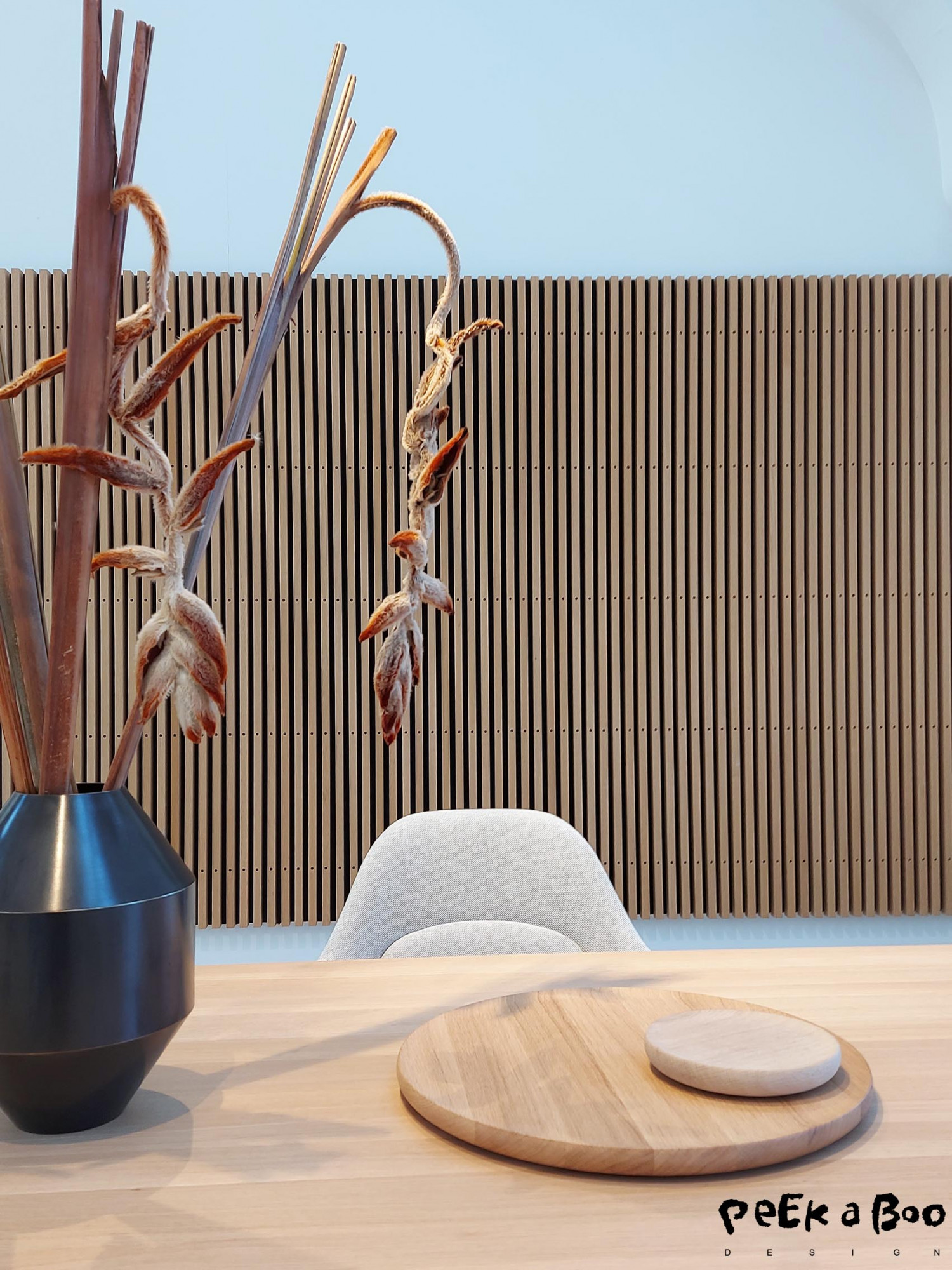 From Fredericia furniture came this new vase called hydro designed by Sofie Østerby