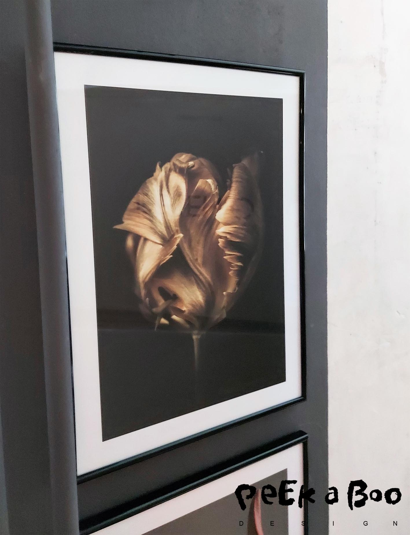 It was love at first sight when I saw this Golden tulip from Desenio.