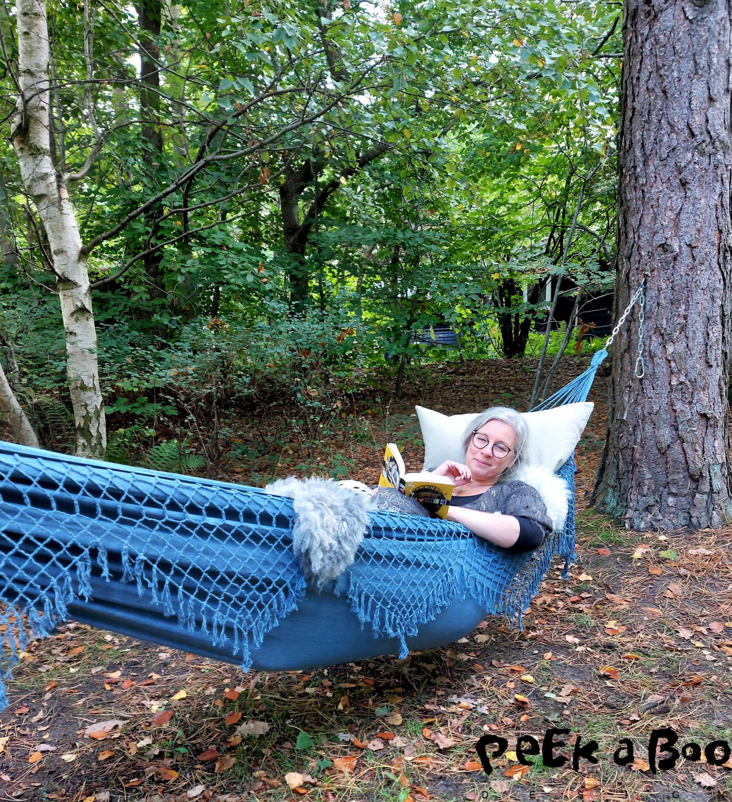 One of my favorite waste of time....is in this hammock from Tropilex. tropilex