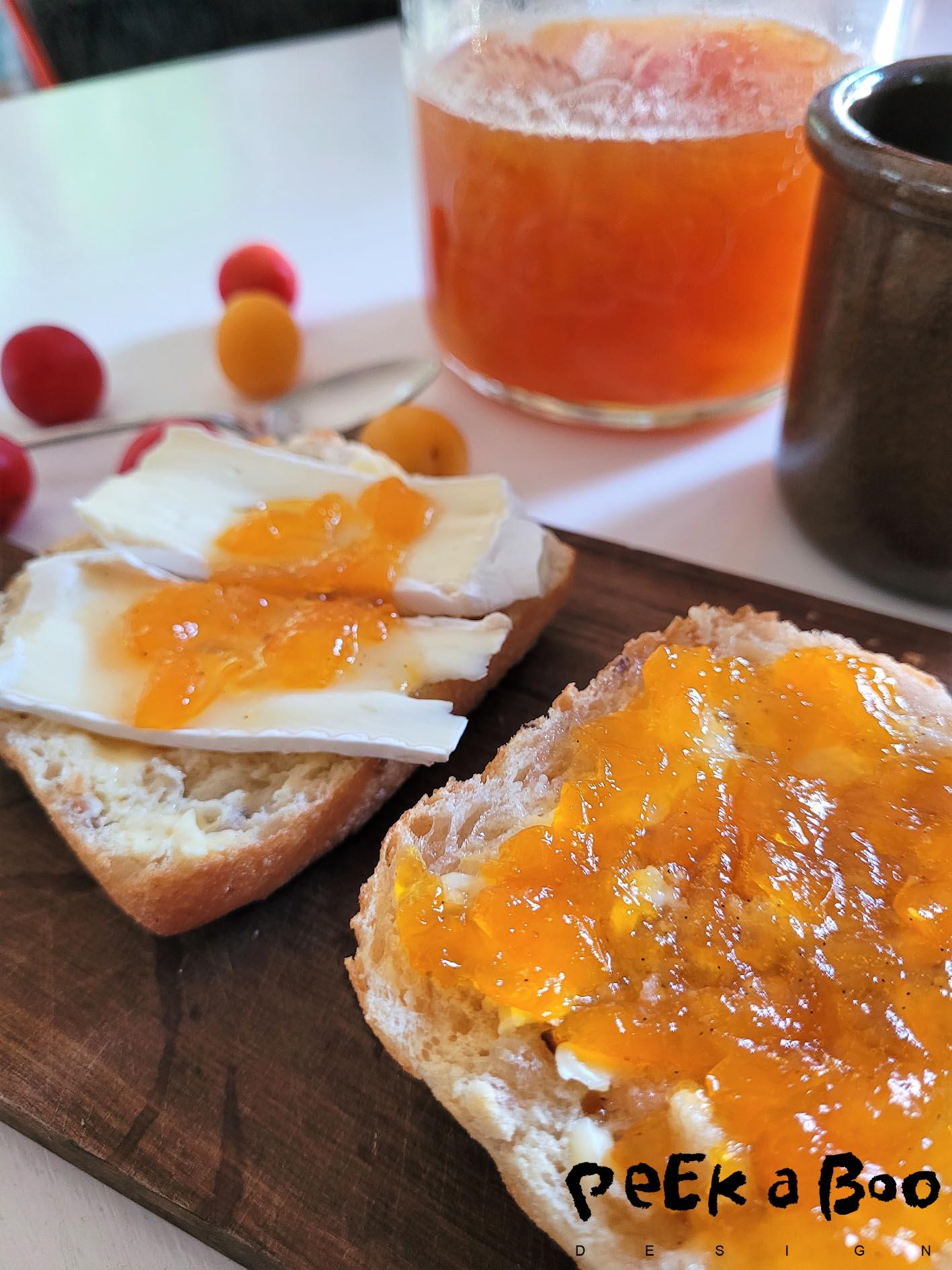 Make you own mirabella jam, see recipe here.