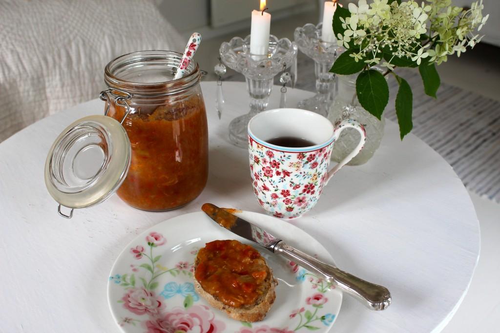 æble-hyben marmelade