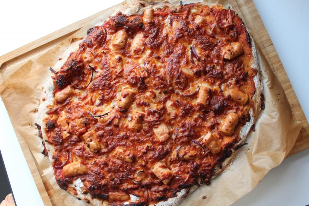Den bedste koldhævede pizza