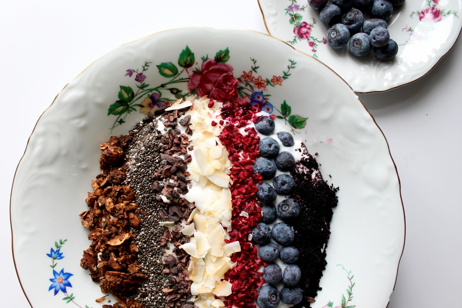 Morgenmad med superfood