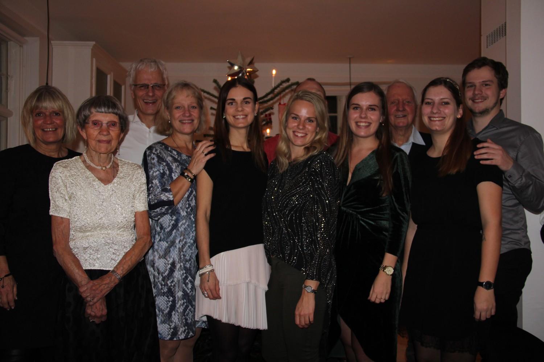 ♥ Årets familie billede med min fars familie ♥