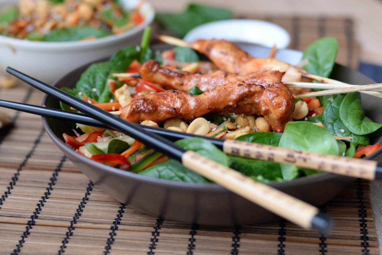 asiatisk-salat-og-kyllingespyd5_fotor