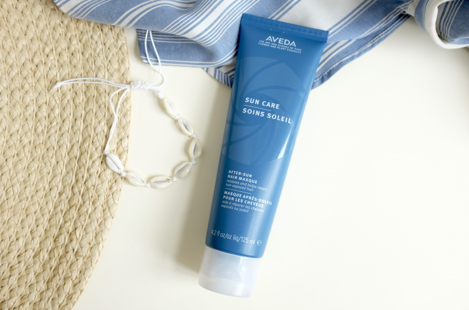 Summer Hair Repair - Aveda After-Sun Hair Masque