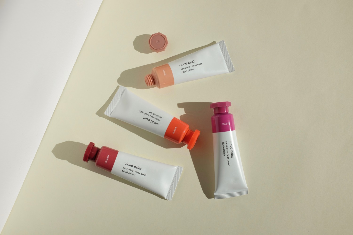 Glossier Cloud Paint cream blush